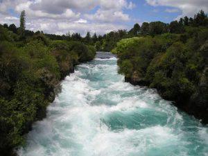 Водопада Хука
