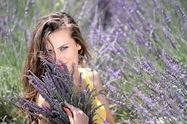 Лавандулата в козметиката от природата