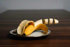 banan maski za lice