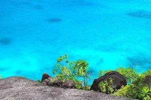 ostrov barbados karibite