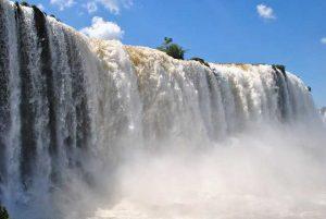 krasotata na vodopadi iguasu